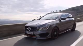 Новый Mercedes Benz CLA Shooting Brake (универсал)