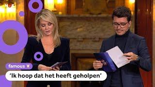 Engelse les voor Nederlandse Songfestival presentatoren