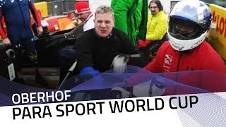 Corie Mapp seals win in Oberhof | IBSF Para Sport Official