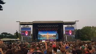 Eminem Nijmegen Goffertpark Stan & Love the way you lie pt 1 & 2 ft. Skylar Grey