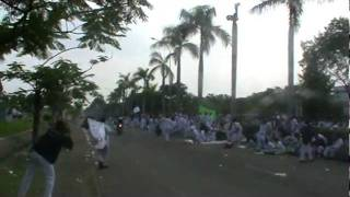 aksi demo buruh PT musashi vs Epson