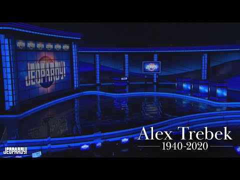 Thank You For Everything, Alex   JEOPARDY!