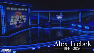 Thank You For Everything, Alex | JEOPARDY!