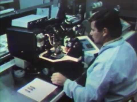 Processing Integrated Circuits at Bell Labs (1979) - AT&T Archives