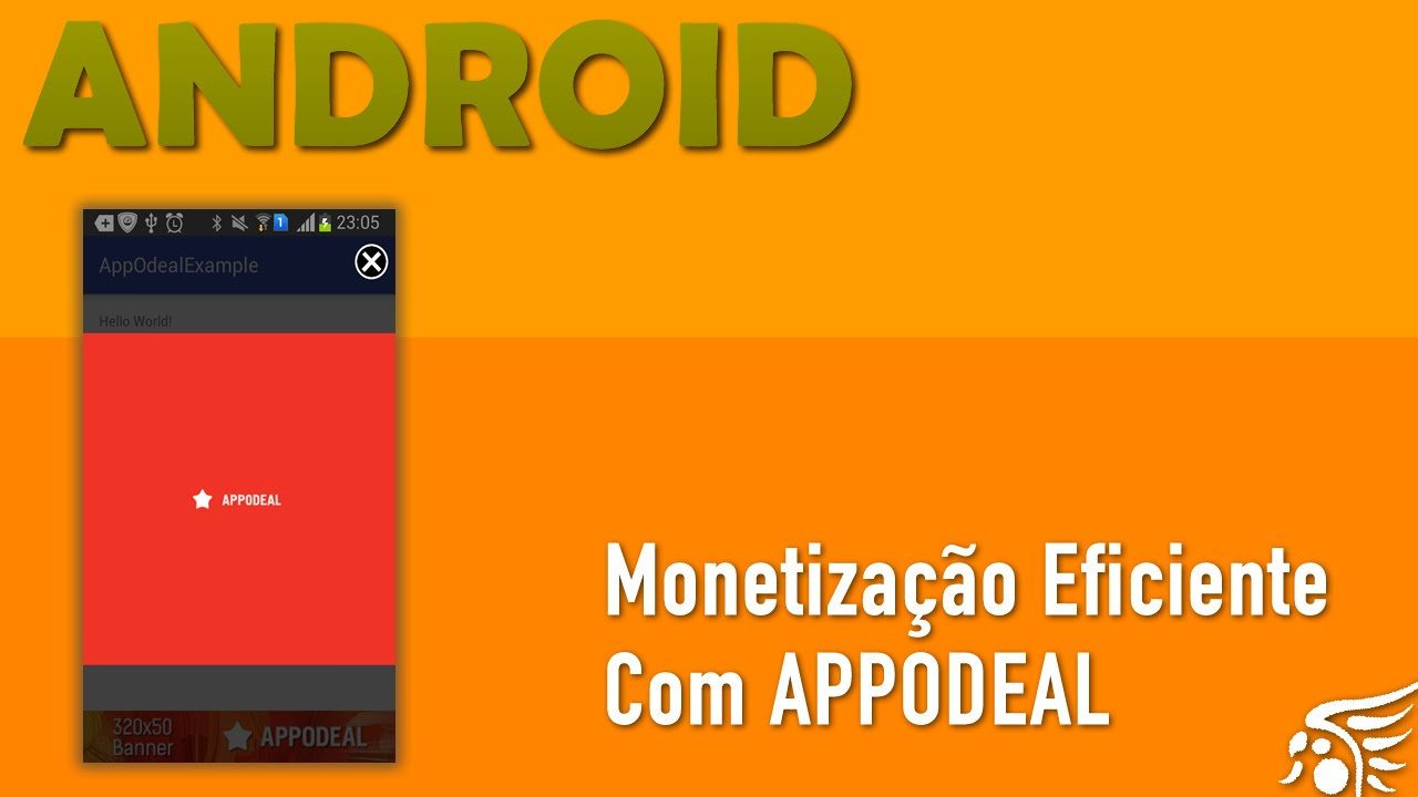 Monetização Eficiente no Android com APPODEAL