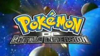 Pokemon Season 11 DP Battle Dimension Theme