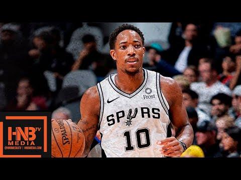 San Antonio Spurs vs Memphis Grizzlies Full Game Highlights | 11.21.2018, NBA Season