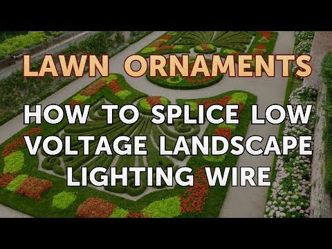 How to Splice Low Voltage Landscape Lighting Wire - YouTube Backyard Low Voltage Wiring Diagram on transformer connection diagrams, low voltage installation, landscaping diagrams, troubleshooting diagrams, hvac diagrams, low voltage tools, low voltage electrical, thermostat diagrams, high voltage wiring diagrams, systems diagrams, plumbing diagrams, low voltage lighting diagrams, ic circuit diagrams, low voltage drawings, low voltage switch diagram, high voltage supply diagrams, low voltage switching diagram, ceiling fans diagrams, low voltage switches, electrical diagrams,