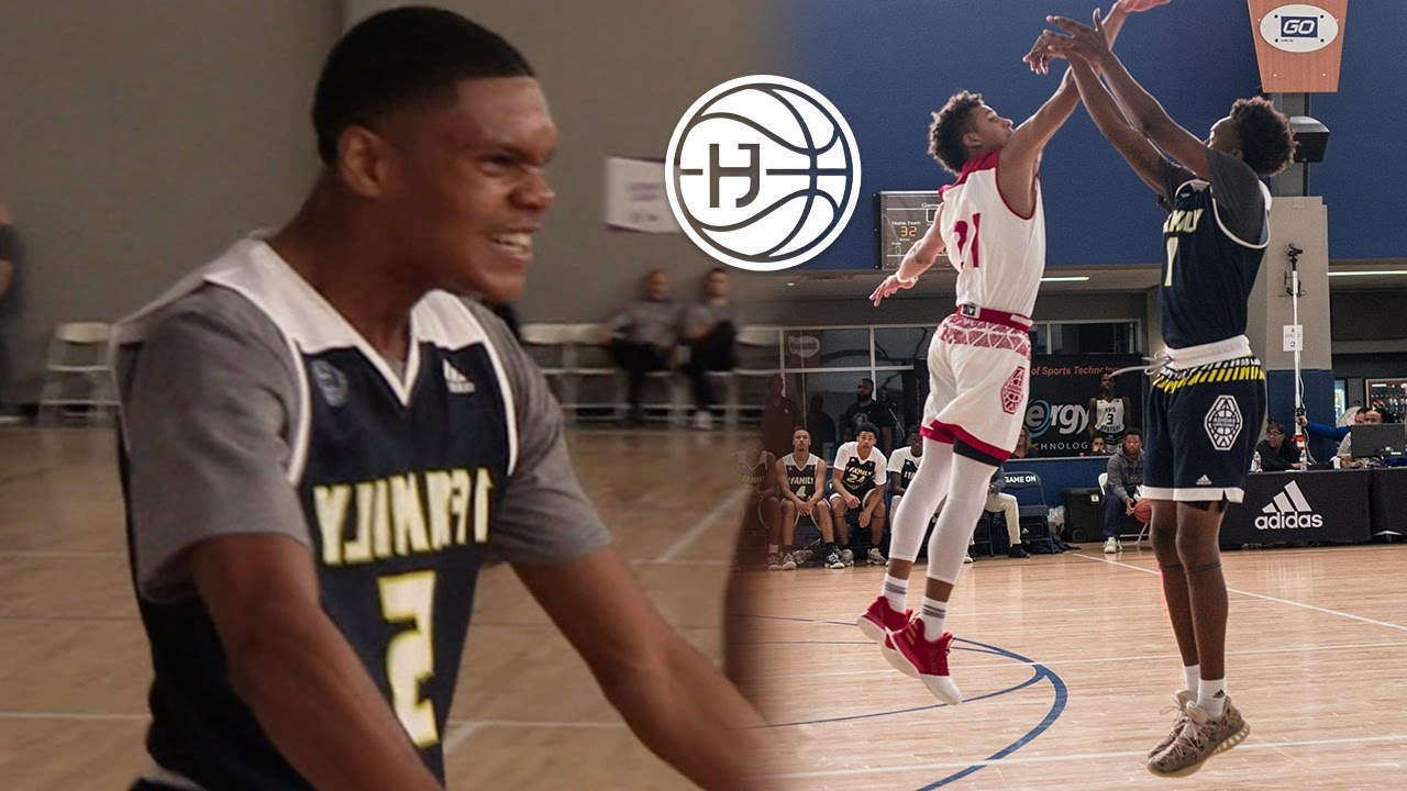 Ronaldo Segu Gets SHIFTY and Zach Scott Jr Was LIGHTS OUT at Adidas  Gauntlet Session 1!
