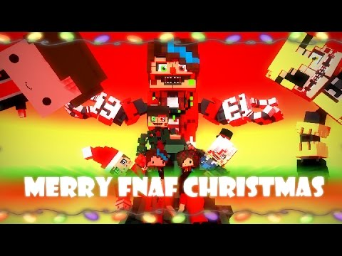 Merry Fnaf Christmas! (Collab) - YouTube