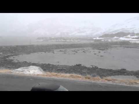 Skarsvåg North Cape Norway