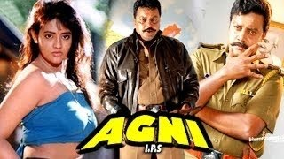 AGNI IPS - Full Length Action Hindi Movie