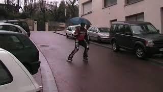 Gambar cover Roller Skating Braking slide (inline Downhill) By Fc Rider