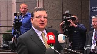 Barroso: European integration is a source of inspiration