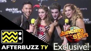 Sadie Robertson & Mark Ballas @ Dancing With The Stars Season 19 Week 7 I AfterBuzz TV