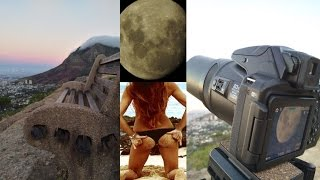 Nikon Coolpix P900 -  Zoom The Best of Cape Town