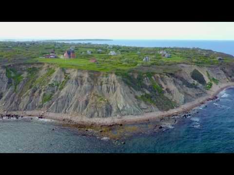 Drone Footage of The Block Island Southeast Lighthouse | Block Island, Rhode Island
