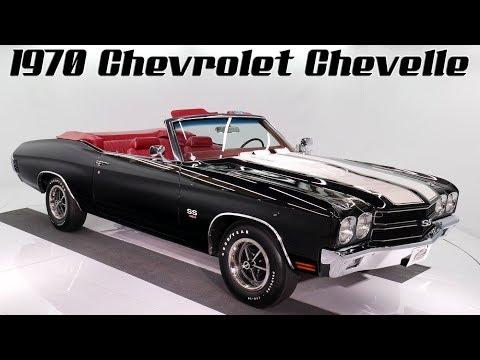 V18479 - 1970 Chevrolet Chevelle SS 454 LS-6