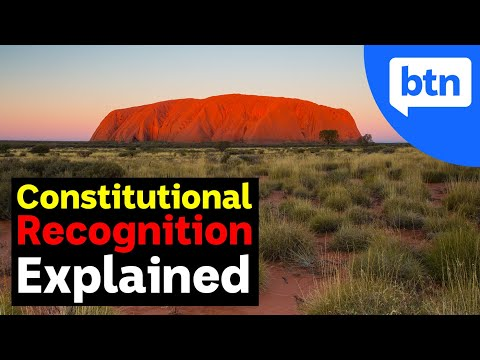 What Is Constitutional Recognition? - Behind The News Explains