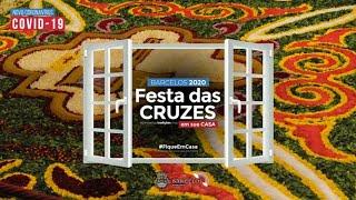 Festa das Cruzes 2020 em sua casa_Tapetes de Pétalas Naturais