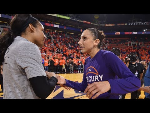 Maya Moore & Diana Taurasi 2017 Season Scoring Mix!