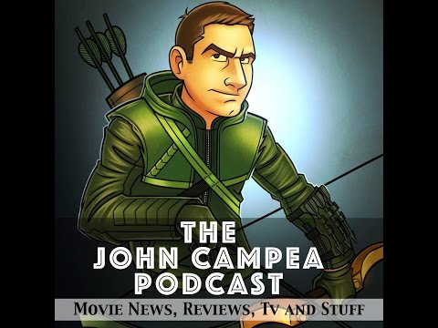 The John Campea Podcast: Episode 37 - Suicide Squad Review, Idiotic Rotten Tomatoes Petition