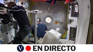 DIRECTO: Los astronautas salen de la EEI para realizar una caminata espacial