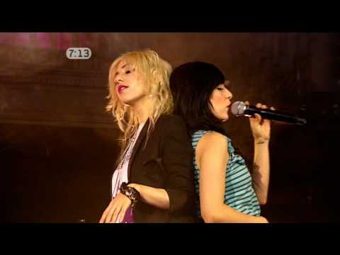 The Veronicas, 4ever, Live, Freshly Squeezed HQ