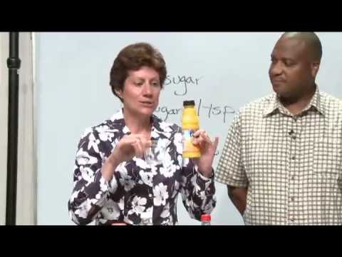Community College of Philadelphia: Good Nutrition Made Made Easy: Beverage Choices