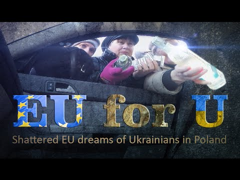 EU for U: Shattered dreams of unemployed Ukrainians in Poland (RT Documentary)