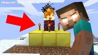 Minecraft: CAÇANDO O HEROBRINE ! #21 TOTEM DO HEROBRINE !