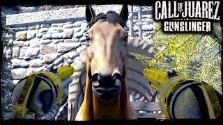 Call of Juarez Gunslinger Gameplay: Western Shooter