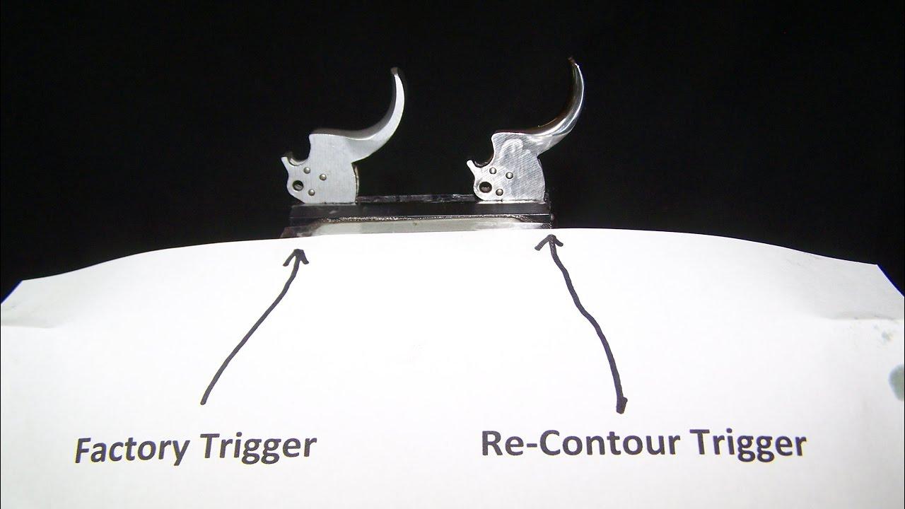 SW 686 Level 2 Trigger Job Part Re Contour The