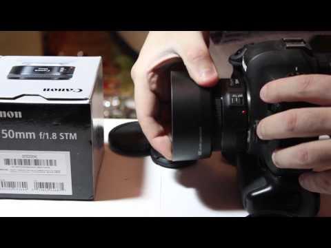 Обзор объектива Canon EF 50mm F/1.8 STM, примеры фото
