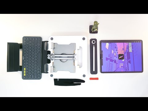 The BEST IPad Accessories For Artists!