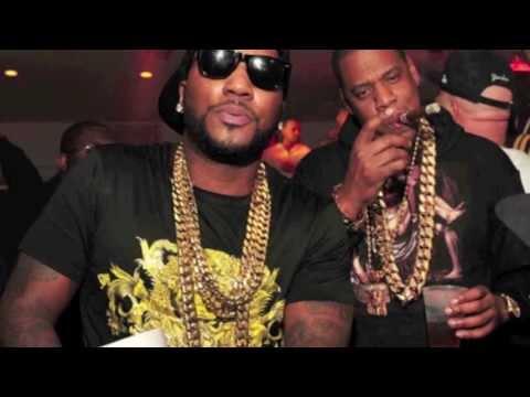 "30"" gold cuban link chain necklace jay-z young jeezy rick ross fabolous"