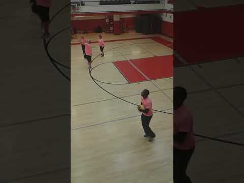 Ollie's first time at the dodge ball game part 1 the flockers |