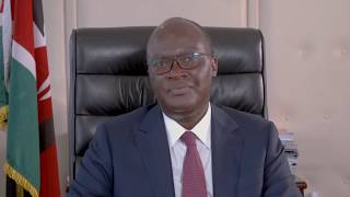 ICAN2018 Welcome - CS James Macharia, Min. of Transport, Infrastructure, Housing & Urban Development