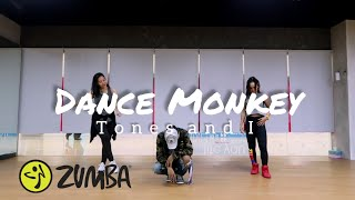 Gambar cover Tones and I - Dance Monkey | ZUMBA | FITNESS | At CNCfitness Studio Balikpapan