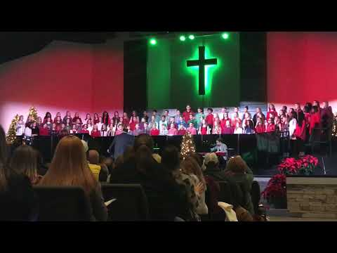 Sipsey Valley middle school Christmas 2018