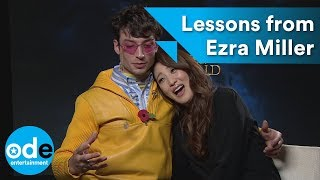 Download Video Fantastic Beasts: Lessons from Ezra Miller MP3 3GP MP4