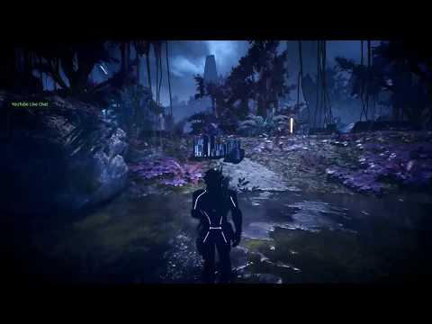 Mass Effect: Andromeda Killing Random Things? Net Died.