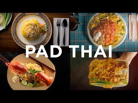Discover Amazing Stories: Pad Thai