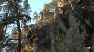 Красоты и загадки реки Реж