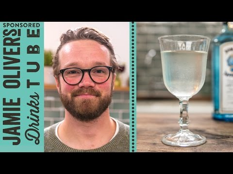 Gimlet Gin Cocktail with Homemade Lime Cordial | Rich Hunt