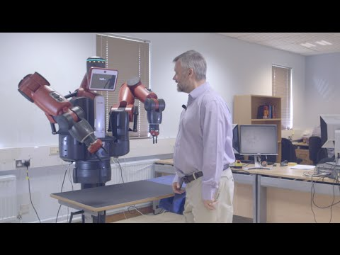 Interacting with Baxter the robot
