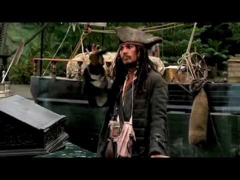 Capitan Jack Sparrow - Best Moments