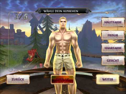 Order & Chaos Online - Gameplay Trailer - Part I - Warrior - IPad