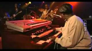 "Lucky Peterson ""Truly a Friend"" Hammond B-3 Playing (Part 1)"