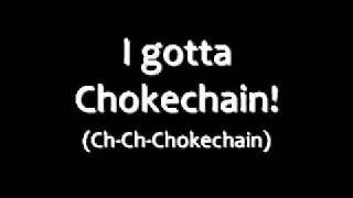 3OH!3-Chokechain (Lyrics)